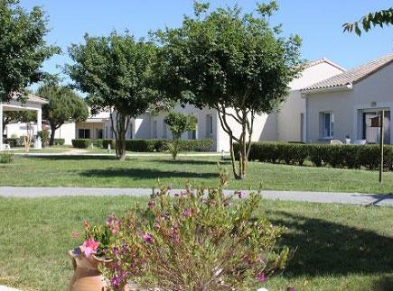 Résidences avec Services - 85180 - Les Sables-d'Olonne - Les Résidentiels - Résidence Seniors avec Services - Château-d'Olonne