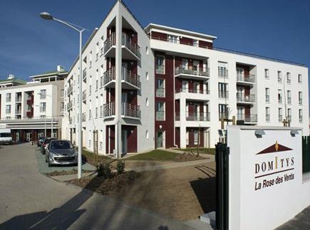 Résidences avec Services - 85800 - Saint-Gilles-Croix-de-Vie - Domitys La Rose des Vents - Résidence avec Services