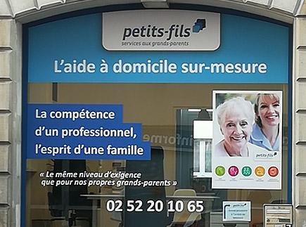 Services d'Aide et de Maintien à Domicile - 85000 - La Roche-sur-Yon - Petits-Fils