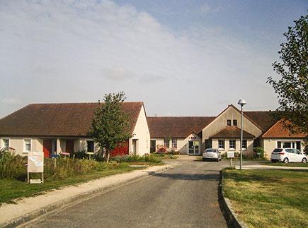 Résidence Autonomie - 86210 - Archigny - MARPA Le Bon Accueil