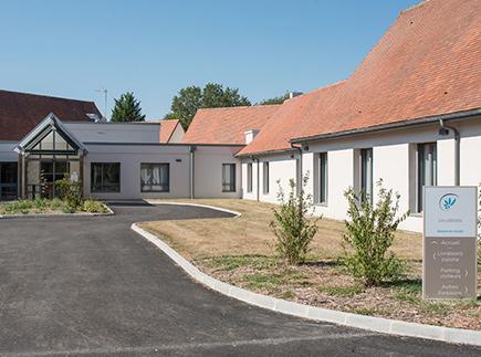 Etablissement d'Hébergement pour Personnes Agées Dépendantes - 86290 - La Trimouille - Korian Les Albizzias