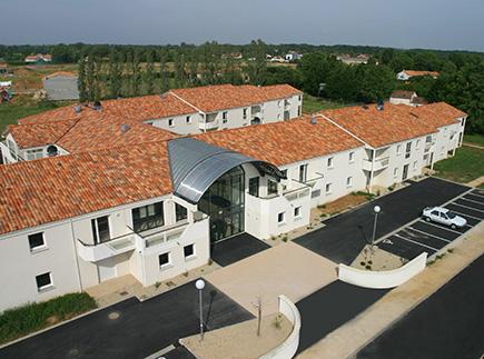 Résidences avec Services - 86240 - Fontaine-le-Comte - Résidence Services Les Jardins de Salomé