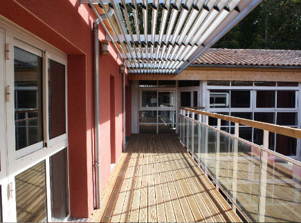 Foyer d'Accueil Médicalisé - 86800 - Saint-Julien-l'Ars - La Maison de la Forêt des Charmes FAM - MAS