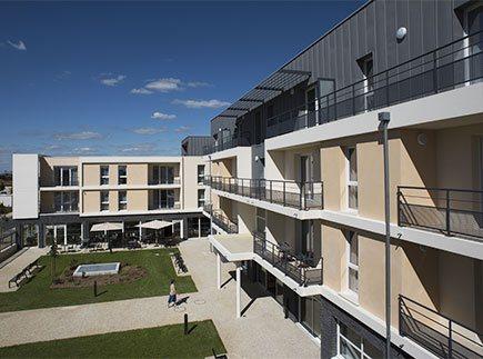 Résidences avec Services - 86000 - Poitiers - Domitys La Clef des Champs - Résidence avec Services