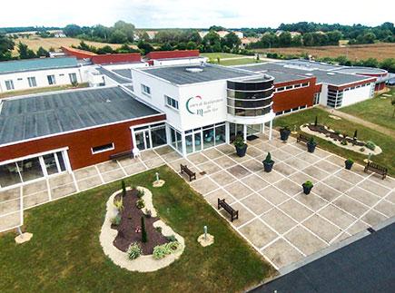 Centre de Soins de Suite - Réadaptation - 86340 - Nieuil-l'Espoir - Centre de Réadaptation du Moulin Vert - LNA Santé