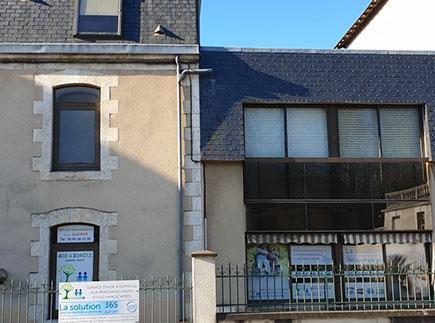Services d'Aide et de Maintien à Domicile - 87500 - Saint-Yrieix-la-Perche - SADPAH - Service d'Aide à Domicile aux Personnes Agées et/ou Handicapées