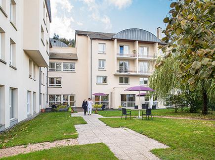 Etablissement d'Hébergement pour Personnes Agées Dépendantes - 88000 - Épinal - Korian Villa Spinale
