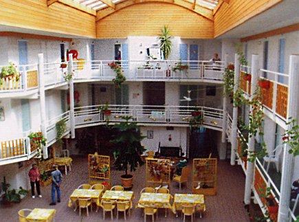 Etablissement d'Hébergement pour Personnes Agées Dépendantes - 88100 - Saint-Dié-des-Vosges - Résidence de l'Age d'Or EHPAD