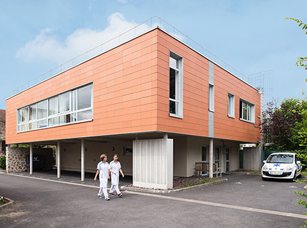 Centre de Soins de Suite - Réadaptation - 91260 - Juvisy-sur-Orge - Korian - Clinique L'Observatoire
