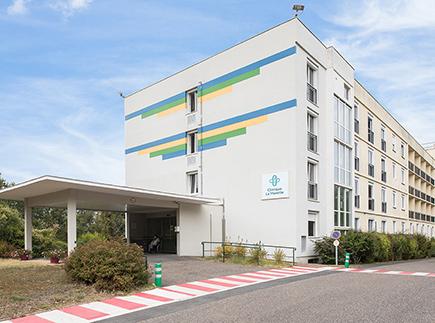 Centre de Soins de Suite - Réadaptation Spécialisé - 91690 - Saclas - Korian - Clinique La Marette