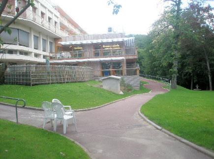 Etablissement d'Hébergement pour Personnes Agées Dépendantes - 91370 - Verrières-le-Buisson - EHPAD Résidence le Bois - Maison de Retraite Médicalisée