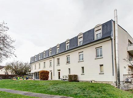 Etablissement d'Hébergement pour Personnes Agées Dépendantes - 91360 - Épinay-sur-Orge - Colisée - Résidence Bellevue