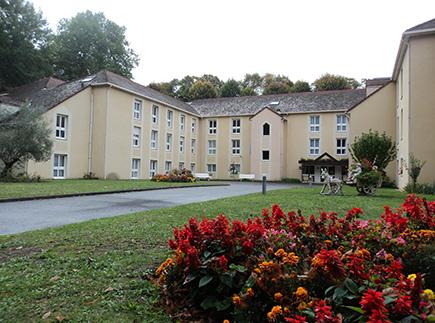 Etablissement d'Hébergement pour Personnes Agées Dépendantes - 91150 - Morigny-Champigny - Colisée - Résidence Domaine de la Chalouette