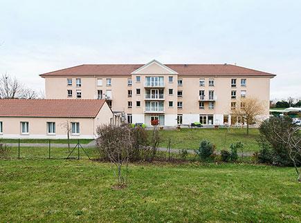 Etablissement d'Hébergement pour Personnes Agées Dépendantes - 91160 - Longjumeau - Colisée - Résidence L'Ermitage