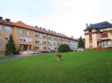 Centre de Soins de Suite - Réadaptation - 91210 - Draveil - Groupe Hospitalier Les Cheminots, Hôpital de Draveil