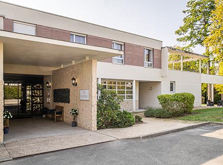 Etablissement d'Hébergement pour Personnes Agées Dépendantes - 91440 - Bures-sur-Yvette - Korian Côteaux de L'Yvette