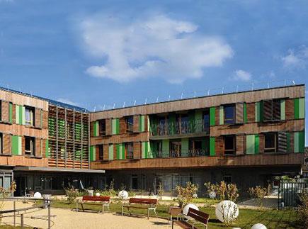Etablissement d'Hébergement pour Personnes Agées Dépendantes - 91390 - Morsang-sur-Orge - La Maison des Merisiers EHPAD - Adef Résidences