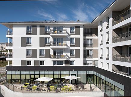 Résidences avec Services - 91100 - Corbeil-Essonnes - Domitys Le Moulin des Bruyères - Résidence avec Services