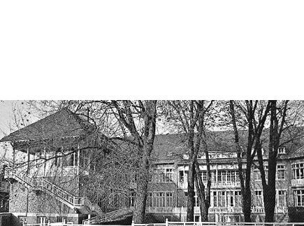 Fondation Paul Parquet, Pouponnière et Maison d'Enfants à Caractère Sanitaire et Social