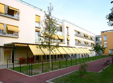 Etablissement d'Hébergement pour Personnes Agées Dépendantes - 92230 - Gennevilliers - La Maison des Cytises EHPAD - Adef Résidences