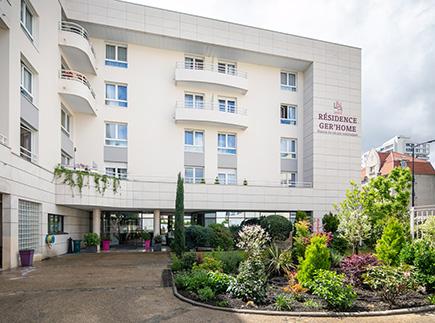 Etablissement d'Hébergement pour Personnes Agées Dépendantes - 92400 - Courbevoie - Résidence Ger'Home LNA Santé