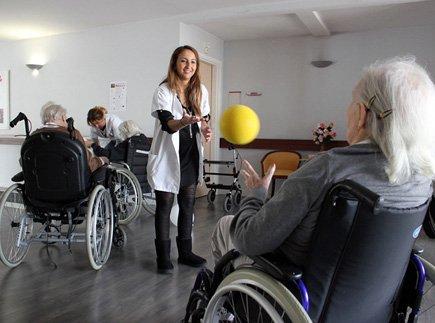 Centre Alzheimer La Bruyère