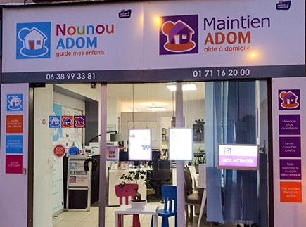 Services d'Aide et de Maintien à Domicile - 92140 - Clamart - Maintien ADOM