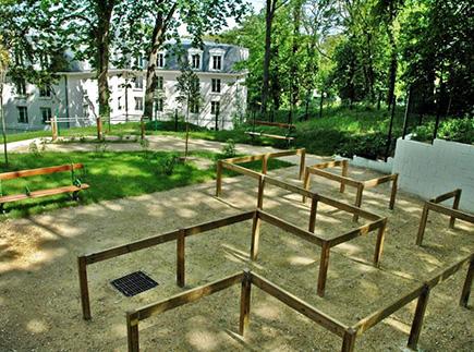 Etablissement d'Hébergement pour Personnes Agées Dépendantes - 92500 - Rueil-Malmaison - EHPAD Maison de Retraite La Jonchère