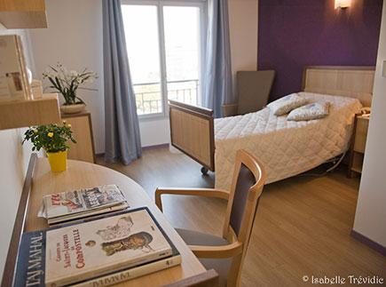Etablissement d'Hébergement pour Personnes Agées Dépendantes - 92250 - La Garenne-Colombes - Résidence Retraite Médicalisée La Tournelle