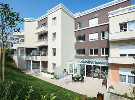 Résidences avec Services - 92320 - Châtillon - Emera Résidence Seniors Les Résidentielles d'Or