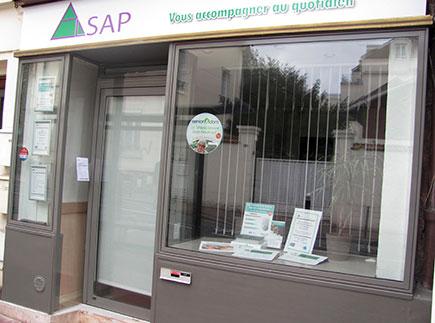 Services d'Aide et de Maintien à Domicile - 92140 - Clamart - ALSAP