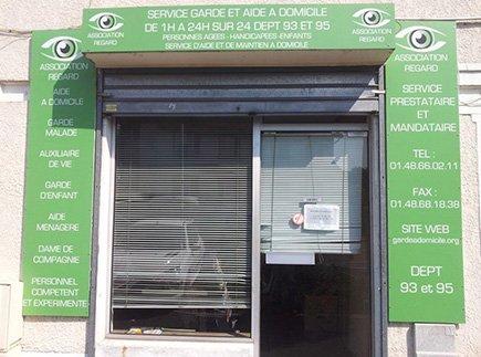 Services d'Aide et de Maintien à Domicile - 93600 - Aulnay-sous-Bois - REGARD 93 Vivre à Domicile