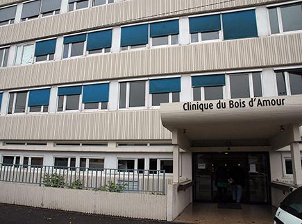 Centre de Soins de Suite - Réadaptation - 93700 - Drancy - Clinique du Bois d'Amour (Ramsay - Générale de Santé)