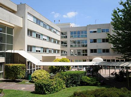 Clinique - Polyclinique - 93806 - Épinay-sur-Seine - Maison de Santé d'Épinay  LNA Santé