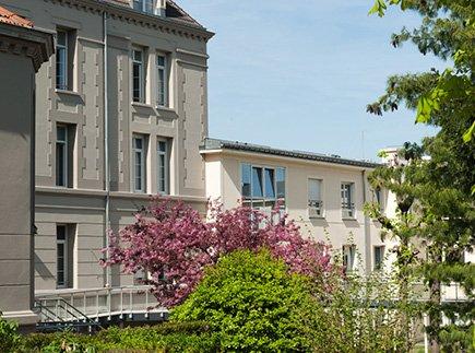 Etablissement d'Hébergement pour Personnes Agées Dépendantes - 93130 - Noisy-le-Sec - EHPAD Saint Antoine de Padoue - Groupe VYV