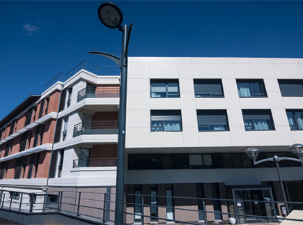 Centre de Soins de Suite - Réadaptation - 93230 - Romainville - Institut de Réadaptation de Romainville LNA Santé
