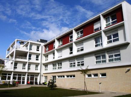 Etablissement d'Hébergement pour Personnes Agées Dépendantes - 93240 - Stains - La Maison de la Vallée des Fleurs EHPAD - Adef Résidences
