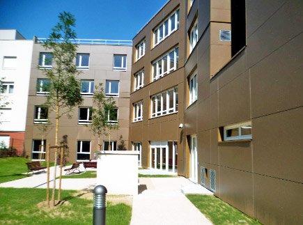 Etablissement d'Hébergement pour Personnes Agées Dépendantes - 93350 - Le Bourget - La Maison des Glycines EHPAD - Adef Résidences