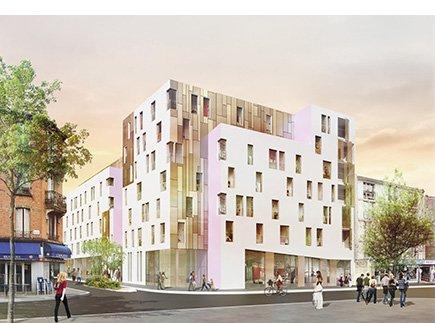Résidences avec Services - 93100 - Montreuil - Villa Sully Montreuil