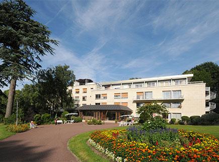 Etablissement d'Hébergement pour Personnes Agées Dépendantes - 94440 - Santeny - EHPAD Résidence Le Parc
