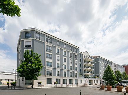 Etablissement d'Hébergement pour Personnes Agées Dépendantes - 94300 - Vincennes - Le Verger de Vincennes LNA Santé