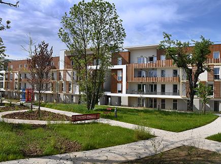 Résidences avec Services - 94350 - Villiers-sur-Marne - Domitys Les Raisins Bleus - Résidence avec Services