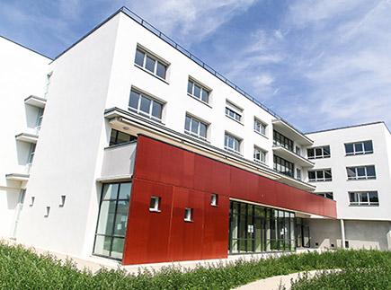 Etablissement d'Hébergement pour Personnes Agées Dépendantes - 94000 - Créteil - Résidence La Cristolienne - Groupe ABCD