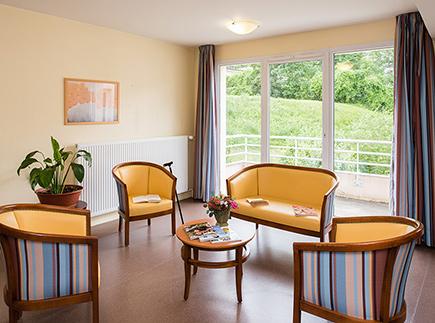 Etablissement d'Hébergement pour Personnes Agées Dépendantes - 95580 - Andilly - Korian Hauts d'Andilly