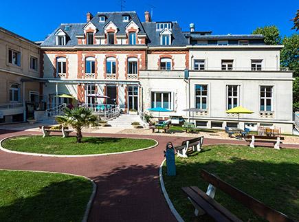 Centre de Soins de Suite - Réadaptation - 95600 - Eaubonne - Clinique Mirabeau Mont d'Eaubonne