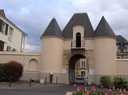 Centre de Soins de Suite - Réadaptation - 95220 - Herblay - Clinique du Château d'Herblay