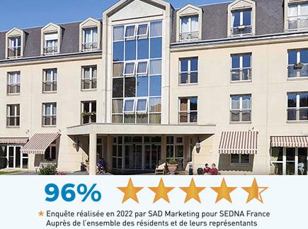 Etablissement d'Hébergement pour Personnes Agées Dépendantes - 95130 - Le Plessis-Bouchard - Résidence Le Grand Clos