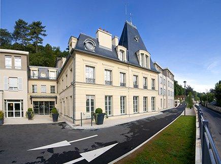 Etablissement d'Hébergement pour Personnes Agées Dépendantes - 95620 - Parmain - EHPAD Résidence Quai des Brumes