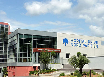 Hôpital - Centre Hospitalier (CH) - 95200 - Sarcelles - Hôpital Privé Nord-Parisien