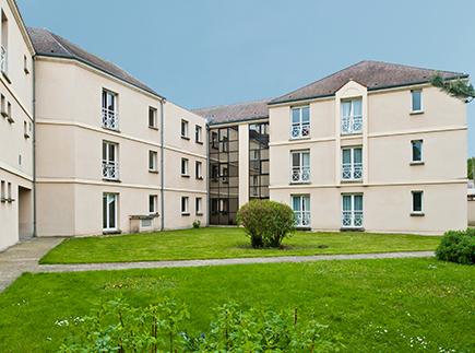 Etablissement d'Hébergement pour Personnes Agées Dépendantes - 95750 - Chars - Korian Les Sansonnets